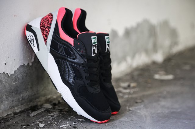 Puma R698 Og 93 Black Pink Sneakerfiles