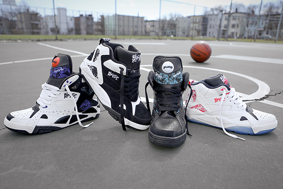 Reebok Classic Blacktop Collection is Returning