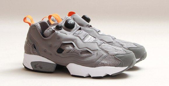 Reebok Instapump Fury Mita Grey Orange Release Reminder