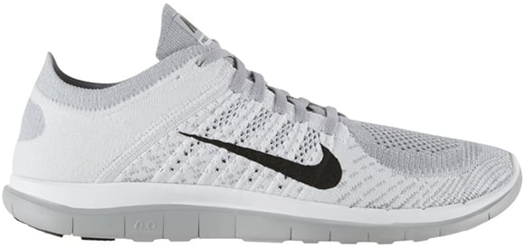 Nike Free 4.0 Flyknit White