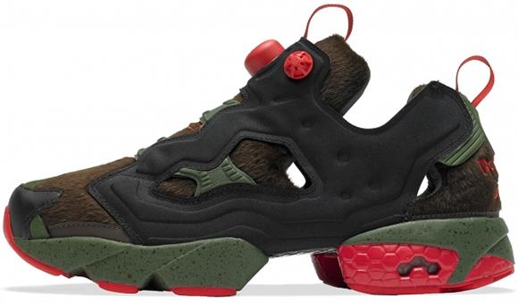 Sneaker Politics x Reebok Instapump Fury Release Reminder