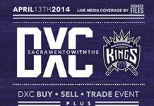SneakerFiles x DXC Sacramento