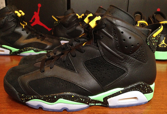 This Air Jordan 6 Makes up Part of the Brazil Pack