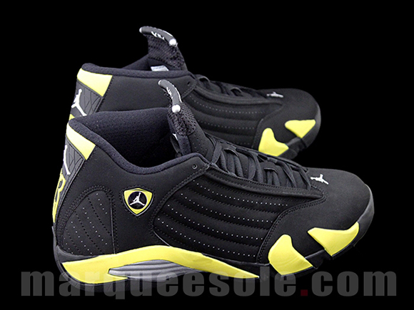 Thunder Air Jordan 14 - Another Look