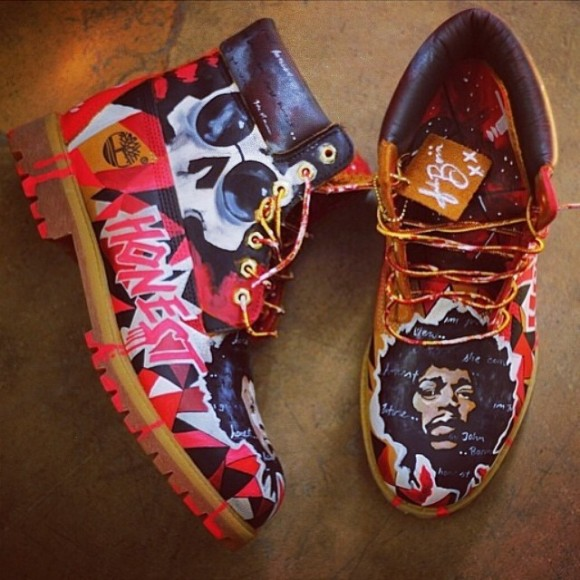 timberland boots new designs