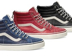 Vans Vault Sk8-Hi Zip LX for Summer 2014