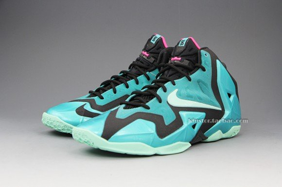 Nike LeBron 11 South Beach Release Date Confirmed