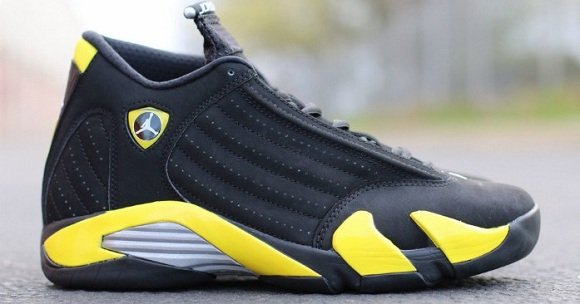 Air Jordan 14 Retro Thunder
