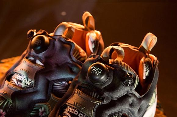 Reebok x INVINCIBLE: Insta Pump Fury OG