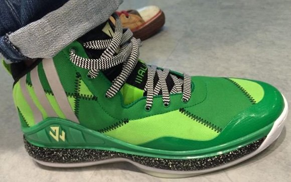 adidas John Wall First Signature Shoe