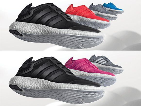 adidas Pure Boost Grand Unveiling