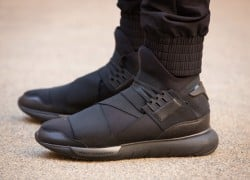 adidas Y-3 Qasa High 'Black'