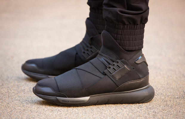innovative design b4aef f366d adidas y3 high top