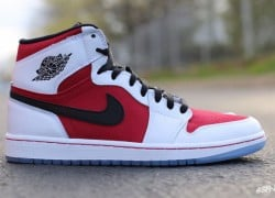 Air Jordan 1 Retro High OG 'White/Black-Carmine' – New Images