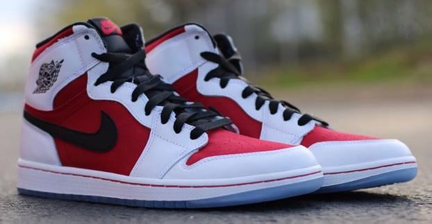 Air Jordan 1 Retro High OG  White Black-Carmine  - New Images ... 43d18c0d0