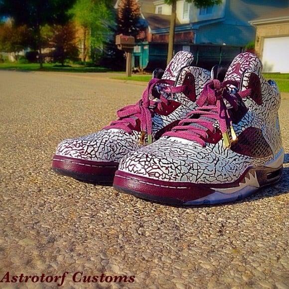 Versace Sneakers Jordans Air Jordan 3lab...