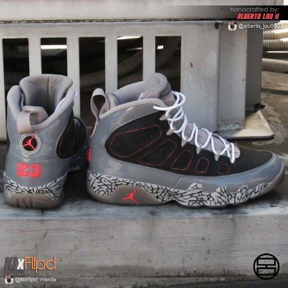 air-jordan-ix-9-bc-infra-customs-by-alberto-lou