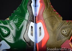 Air Jordan VI (6) 'Cigar' & 'Champagne' Pack – Release Date Announced