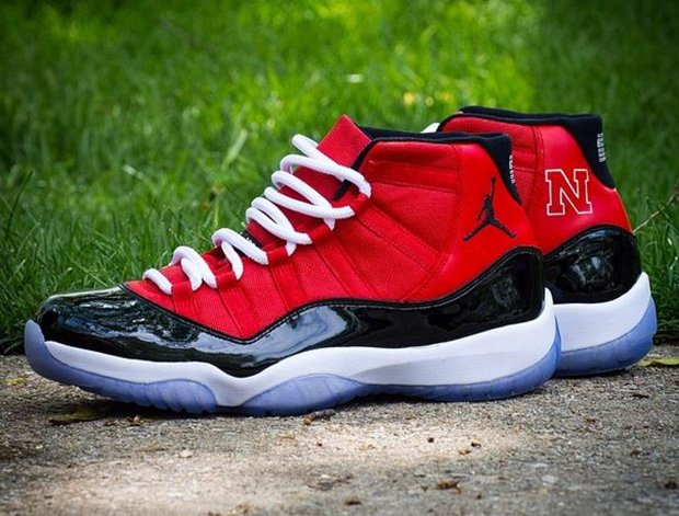 Air Jordan Xi 11 Big Ten Custom Collection Sneakerfiles