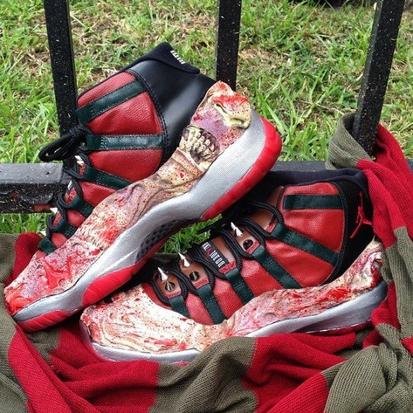air-jordan-xi-11-freddy-kruger-customs-by-fresh-insouls