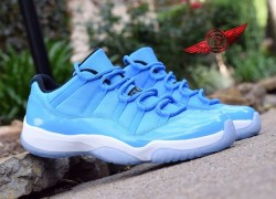 "Air Jordan XI (11) Low ""Pantone"" Customs by Ceesay14"