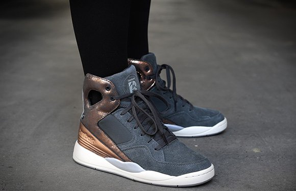 Alicia Keys New Reebok Court