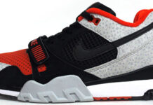 Barry Sanders Nike Air Trainer II