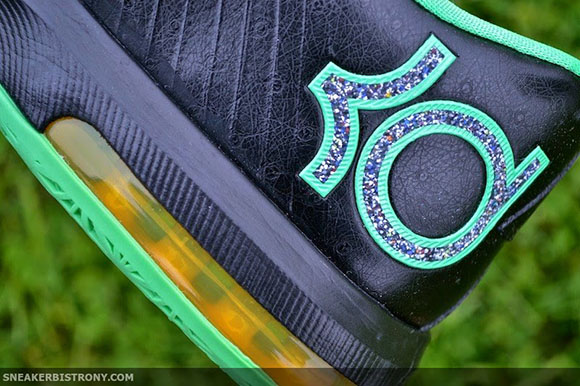 Brazil Nike KD 6 - Up Close Look
