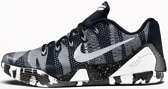 Camo Kobe 9 EM Coming to Nike iD