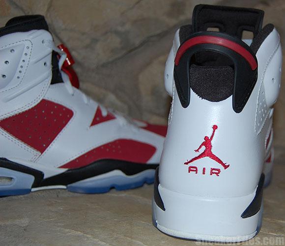 Carmine Air Jordan 6 2014 Retro