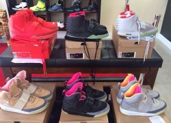 Complete Nike Air Yeezy Set Available