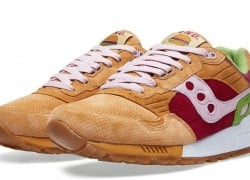 END. x Saucony Shadow 5000 'Burger' – US Release Date Announced