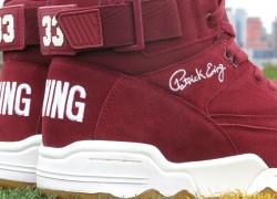 Ewing 33 Hi 'Biking Red/White-Gum' – Release Date + Info