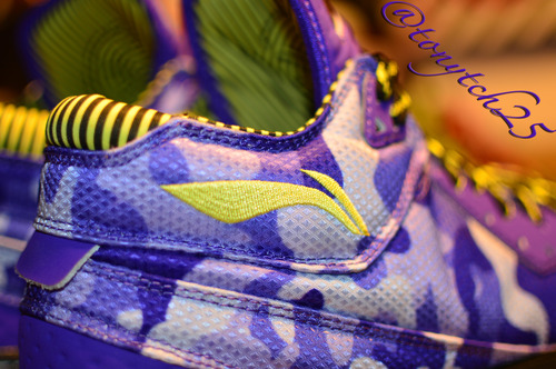 Grape Ape Li-Ning Way of Wade 2