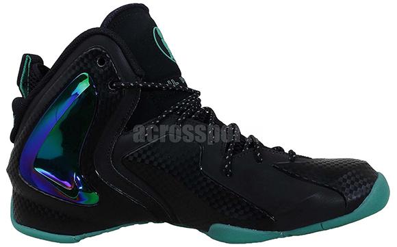 Hyper Jade Nike Lil Penny Posite