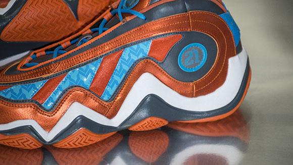 Iman Shumpert adidas Crazy 97 PE