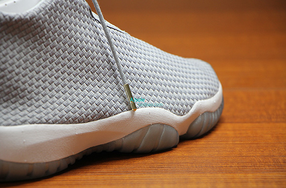 Jordan Future in Grey/White