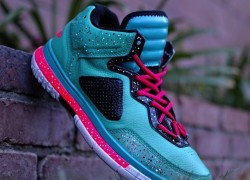 "Li-Ning Way of Wade ""Miami Vice"" Customs by Kickstradomis"