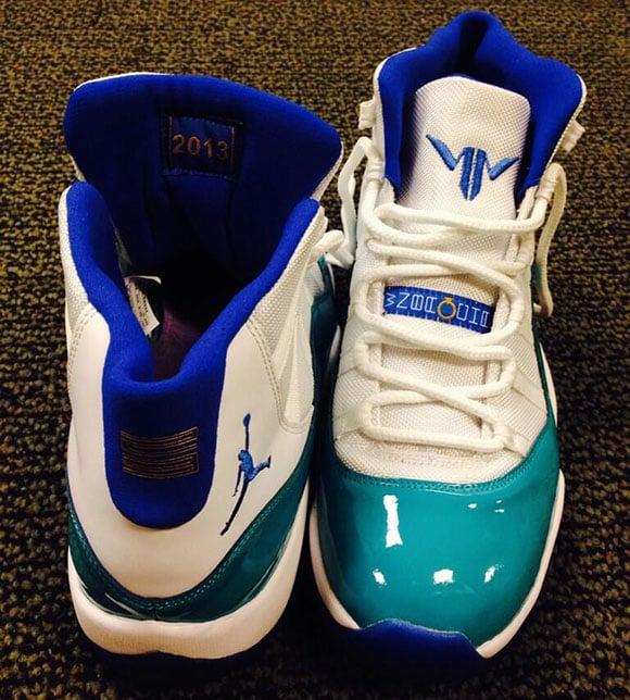 Maya Moore Air Jordan 11 Minnesota Lynx PE