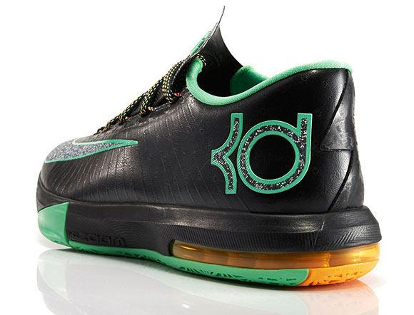 Night Vision Nike KD 6 Official Look