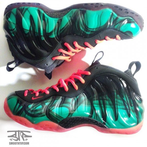 Foamposite Pro South Beach