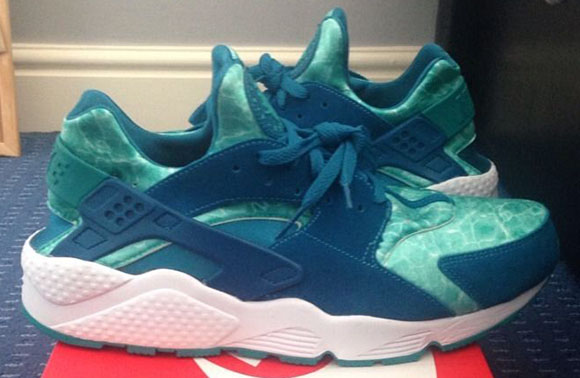 Nike Air Huarache – Green Abyss/Turbo Green (Brazil?)