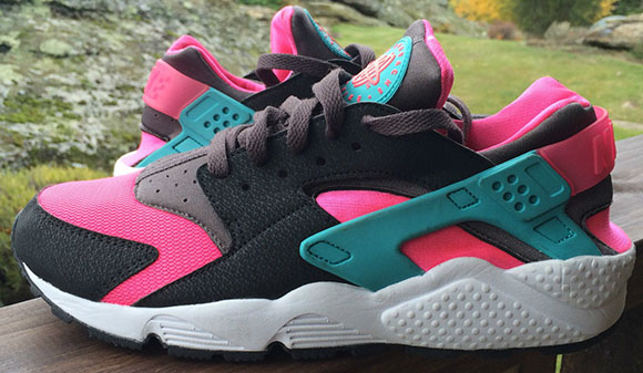 Nike Air Huarache - Hyper Pink/Dusty Cactus
