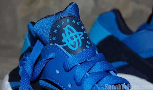 Nike Air Huarache Military Blue/Obsidian