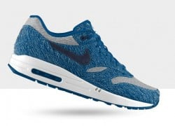Nike Air Max 1 iD 'Camo Jacquard' & 'Zig Woven' Options