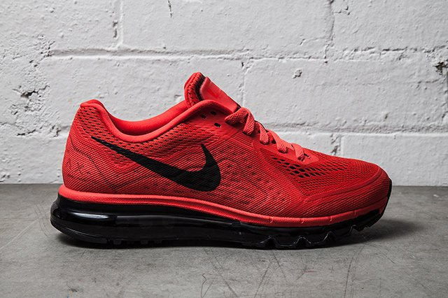 Nike Air Max 2014 Red Black