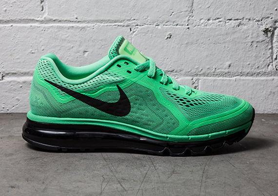 promo code 2b608 2c818 50%OFF Nike Air Max 2014 Light Lucid Green