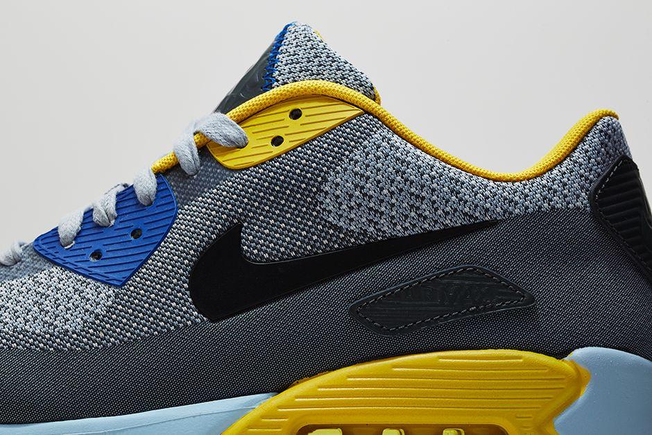 Nike Air Max 90 Jacquard 'City Pack' Paris Release Date +