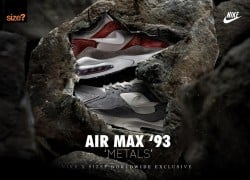Nike Air Max 93 'Metals' Pack – size? Worldwide Exclusive