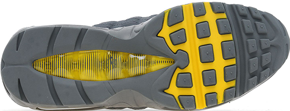 Nike Air Max 95 Dark Grey/Tour Yellow